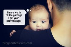 Your Pregnant Body – 20 Things They Don't Tell You — Pregnant Chicken