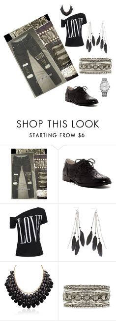 Black Out by crazysexychic on Polyvore featuring CrazySexyChic, Steve Madden, Calvin Klein, Charlotte Russe and Forever 21