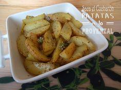 Patatas asadas a las hierbas provenzales: http://patatas-asadas-a-las-hierbas-provenzales.recetascomidas.com/