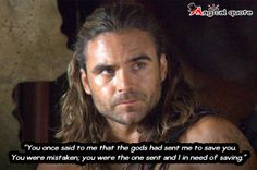 Spartacus: War of the Damned - You once said to me that the...