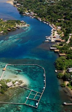 Roatán, Honduras   What would you do with 8 hours in Honduras? While this island is still somewhat under the radar, it's quickly climbing the ranks as a world-class destination. Its quiet shores and spectacular diving are just a bit of what lure guests to its idyllic shores, but its unique cuisine is also a much-try.