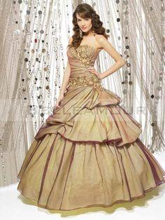 Robe de bal princesse adulte