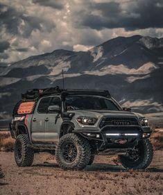 Toyota Tacoma 4x4, Lifted Tacoma, Tacoma Truck, Jeep Truck, Toyota Tundra, Lifted Ford, Toyota 4runner, Toyota Autos, Toyota Trucks