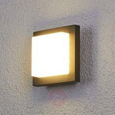 Celeste discreet LED outdoor wall light 9618018 buy