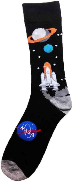 4b1d087e39e0 33 Best Space Socks images in 2019 | Space socks, Cool socks, Planets
