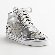 Coach shoes ! These will be mine . Love them ! So me !!!!