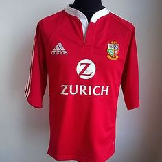 #British lions 2005 home adidas rugby #shirt jersey size #adult l,  View more on the LINK: http://www.zeppy.io/product/gb/2/391669228177/