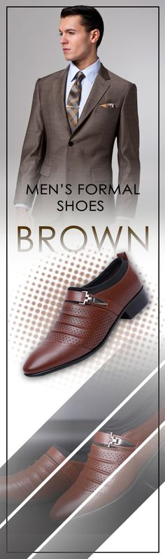 Men's Oxford pointed leather shoes - Men's affordable top brand designer style fashion footwear #mensshoes #mensfashion #menswear #menstyle