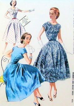 Vintage McCalls sewing patterns - Google Search
