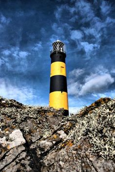 St. John's Point Lighthouse, Northern Ireland