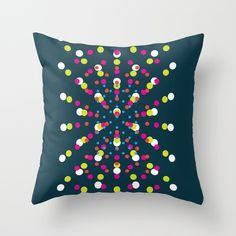 Indoor/Outdoor throw pillows. : )