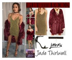 Jade Thirlwall Little Mix In Paris France Promo Glory Days November 22, 2016