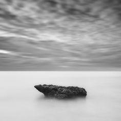 The Anvil by David Frutos Egea #minimal #minimalism #seascape #photography