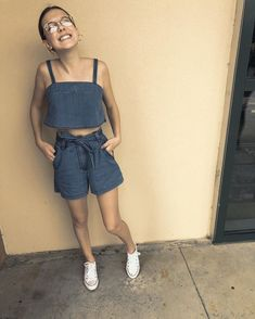 Millie Bobby Brown returns to the set of Stranger Things season 3 Millie Bobby Brown, Bobby Brown Stranger Things, Summer Outfits, Cute Outfits, Trendy Outfits, Fashion Outfits, Forever, Brown Fashion, Celebs