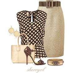 """Marni Blouse"" by sherryvl on Polyvore"