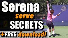 Serena Serve Secrets + Free Download! - YouTube