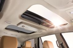 2014 Buick Enclave Sunroof