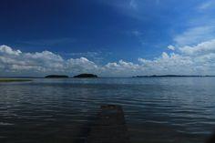 Bezkres - Jezioro Śniardwy  Autor Karol Michalak Fotografia Amatorska