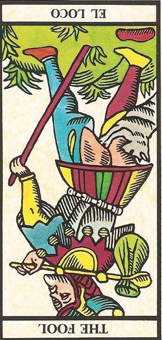 Carta Tarot para 07-04-2015  Hoje espere um dia sem grande definição ou contexto. A energia será de alguma prostração ou falta de energia e poderá passar maior parte do tempo preso em pensamentos ou acontecimentos passados.   A carta tarot para hoje, o louco invertido, indica estagnação ou mesmo uma indefinição no seu caminho ou acção. Tente manter os pés assentes no chão e minimize pensamentos sem sentido. O desafio de hoje é em ser prático e objectivo.   Fábio Ludovina…