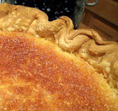Old Fashion Buttermilk Pie - Recipes - Pie Recipes, Dessert Recipes, Yummy Treats, Yummy Food, Buttermilk Pie, Thanksgiving Desserts Easy, Homemade Pastries, Pie Dessert, Easy Snacks