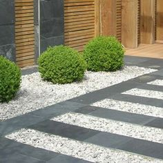 This Natural Paving black slate Paving has sawn sides and a slightly riven surface. Slate has a light satin sheen and suits both traditional and contemporary style garden design themes. The black shades of slate are mainly steely grey, but have Slate Paving Slabs, Paving Diy, Grey Paving, Outdoor Paving, Paving Design, Paving Ideas, Garden Slabs, Slate Garden, Slate Patio