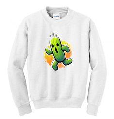 1000 thousand Needles Sweatshirt SN