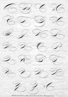 291 fantastiche immagini su alfabeti e monogrammi nel 2019
