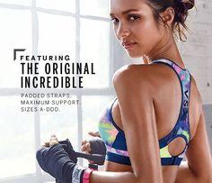 The World's Best Sports Bras - Victoria's Secret Sport