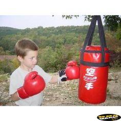 Sac de box pentru copii Kensho