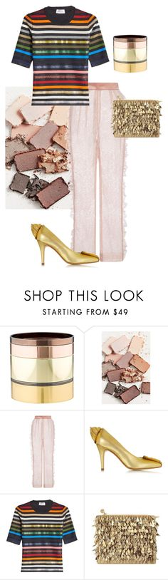 """I've got a brand new pair of roller skates..."" by nilem-tonil ❤ liked on Polyvore featuring Gemma Redux, Stila, Rodarte, Zoe Lee, Sonia Rykiel and Forest of Chintz"