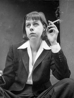 Carson McCullers, 1940s