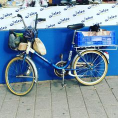 Bicicletas de #Albacete...😉