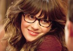 looooove zooey. also looooove new girl.
