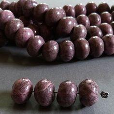 baoshi perleninspirationen: Rhodochrosit Schmuck Perlen