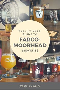 33 Best North Dakota Craft Beer Images In 2019 Craft Beer Fargo