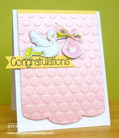 Clearly Besotted Stamps Special Delivery | Clearly Besotted Stamps Baby Boy Cards, Die Cut Cards, Special Delivery, Cool Diy Projects, Baby Crafts, Cool Cards, Kids Cards, Clear Stamps, Crafts To Make