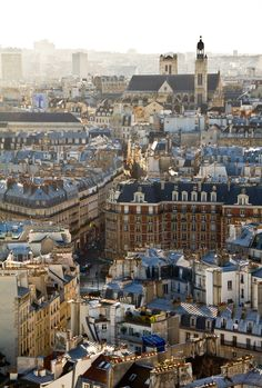 Paris.  Love the color tones.