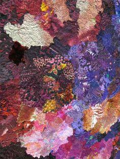 Detail of Mystery by Maya Chaimovich. Israel