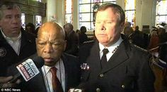 Montgomery Police Chief Issues Apology to Freedom Riders via Rep. John Lewis