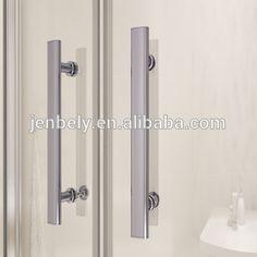 Stainless Steel Single Sliding Glass Doors BL-046C