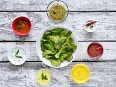 11 Easy Salad Dressing Recipes You Should Always Make At Home — HuffPost Rice Cooker Recipes, Casserole Recipes, Keto Casserole, Easy Salads, Easy Healthy Dinners, Dinner Recipes For Kids, Healthy Dinner Recipes, Beet Recipes, Salad Dressing Recipes
