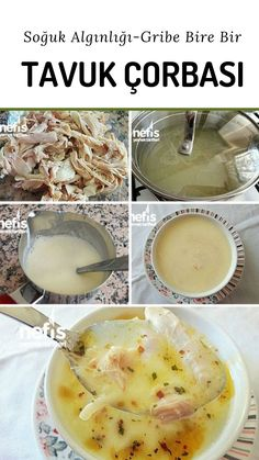 Seasoned Noodle Chicken Soup - Delicious Recipes- How to Make Roasted Noodle Chicken Soup Recipe? Illustrated explanation of this recipe in the person book and photos of those who try it are here. Turkish Recipes, Ethnic Recipes, Good Food, Yummy Food, Delicious Recipes, Turkish Kitchen, Wie Macht Man, Chicken Soup Recipes, Noodle Recipes