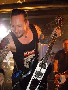 12 Michael Poulsen Volbeat by riporflip on deviantART