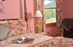 This Romantic Luxury Gatlinburg Resort Hotel Bed and Breakfast is located in the foothills of The Smoky Mountains