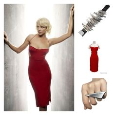 Anovos Announces The Battlestar Galactica Six Collection, Including The Red Dress