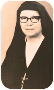 Blessed María Romero Meneses, (b. 13 January 1902 - 7 July 1977) was a Salesian Sister and Social Apostle of Costa Rica,