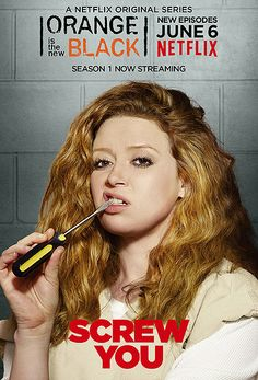 Orange Is the New Black: Season Two Character Posters - Rotten Tomatoes
