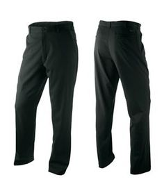 779dfa6e8c54d Nike Tech Trouser available to buy from UK golf shop Golf online. Go beyond  basic in the Nike Tech Mens Golf Trousers, upgraded with sweat-wicking  fabric ...