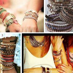 Wrap Bracelets DIY