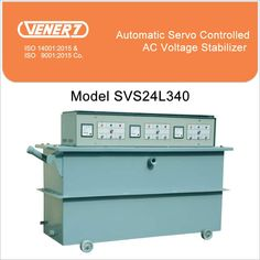 40kVA Automatic Servo Controlled Oil Cooled Voltage Stabilizer Transformers, Stability, Oil, Industrial, India, 5 Years, Products, Easy, Cards